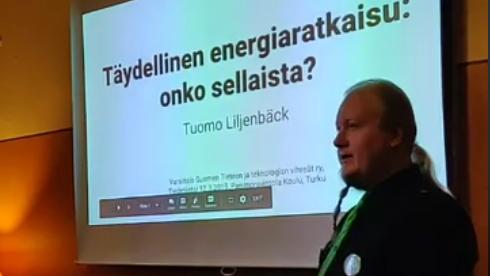 Täydellinen energiaratkaisu: onko sellaista?
